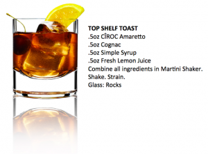 Top Shelf Toast
