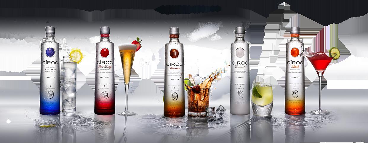 C 206 Roc Ultra Premium Vodka Holiday Cocktail Recipes