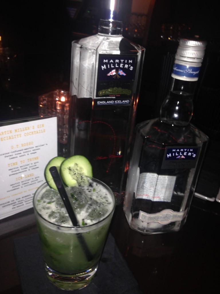 Martin Miller's Gin CHEERS