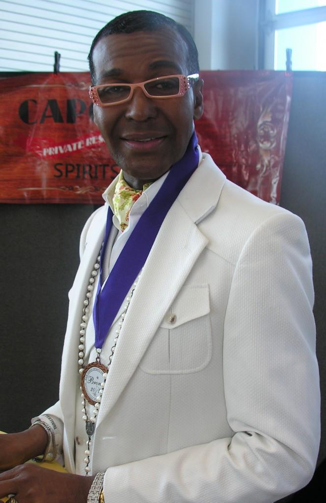 Dwight Eubanks Gin Winner