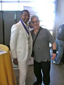 Dwight & Michael