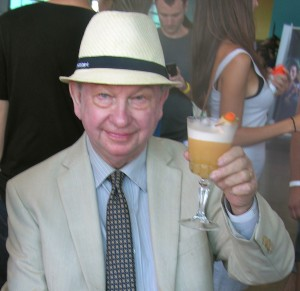 Michael Hepworth Bartender Battle Judge