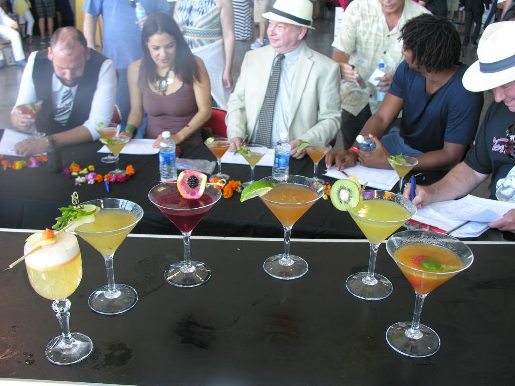 Bartender Battle Judges