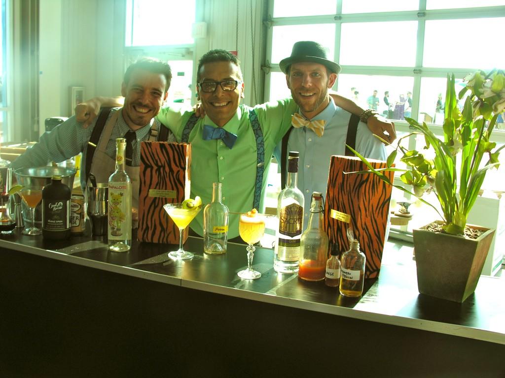 The Bartender Battle Winners